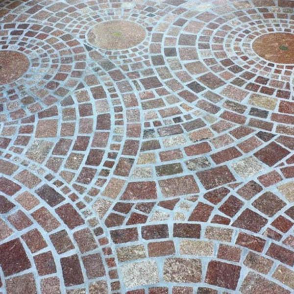 Bell Tower Floor Detail