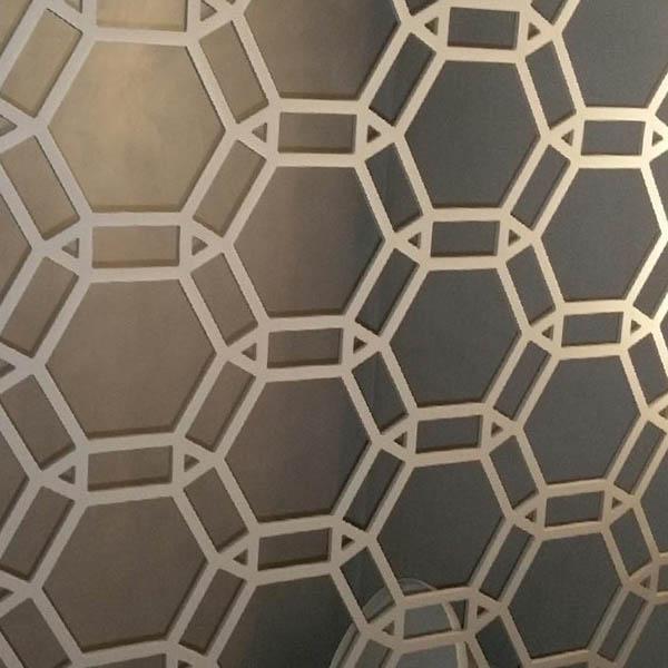 Custom-Pattern-In-Powder-Room