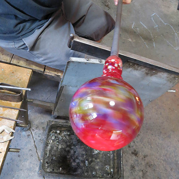 Making an orb