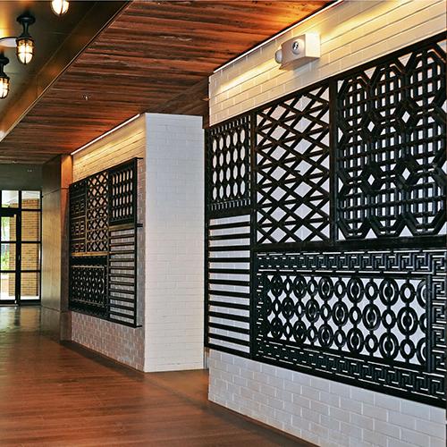 Decorative-Bello-Faux-Iron-Wall-Design