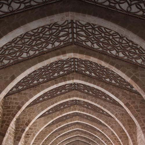 Faux-Iron-Ceiling-Pattern