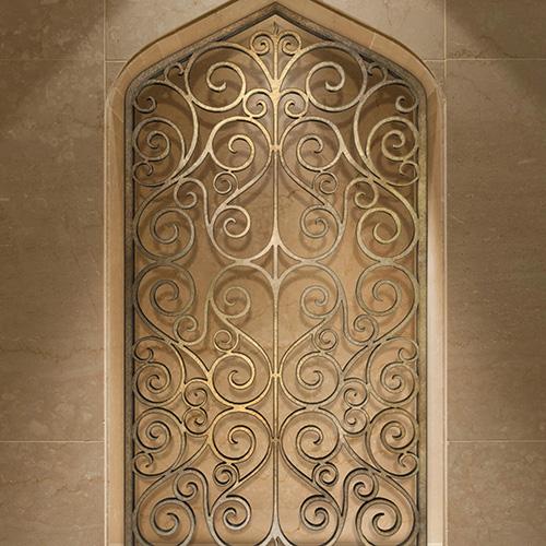 Interior-Faux-Iron-Design