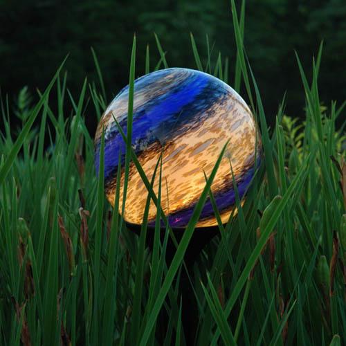 blue planet night orb custom